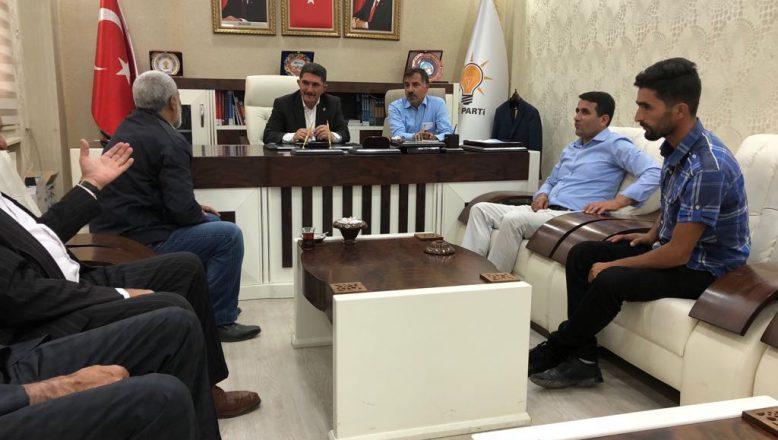 Ak Parti Ağrı Milletvekili ÇELEBİ'NİN Esnaf Ziyaretleri Devam Ediyor