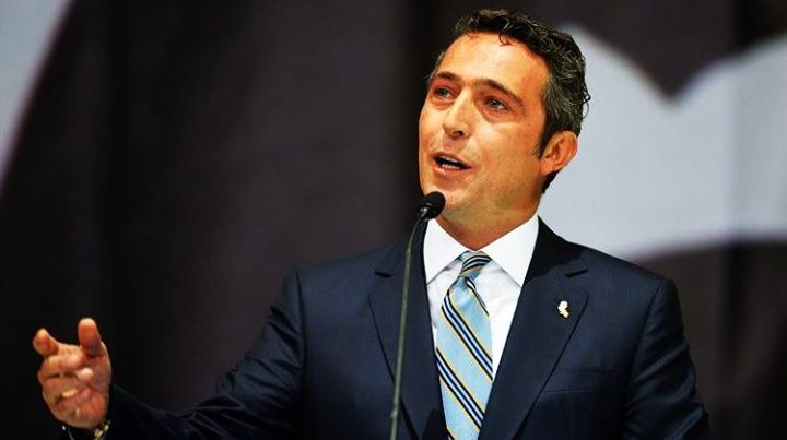 Fenerbahçe Başkanı Ali Koç'tan bayram mesajı