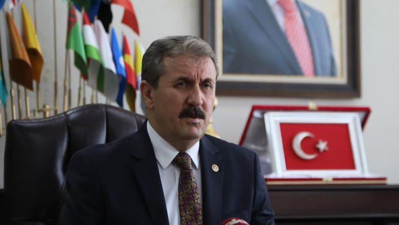 'Kurşunlar aslında Türkiye'nin istikrarını hedef almıştır'