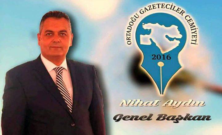 OGC GENEL BAŞKANI AYDIN'DAN KURBAN BAYRAMI MESAJI