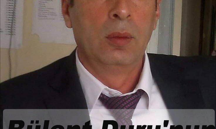 Bülent Duru'nun acı günü