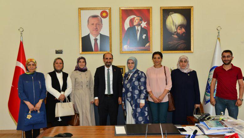 Ağrı Belediyesinden,Bursa-Yıldırım Belediyesine Ziyaret