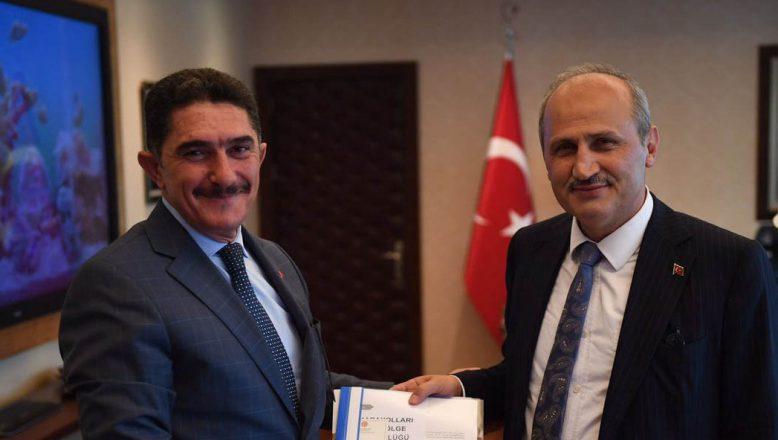 Ulaştırma Bakanı 23 Eylül Pazar Günü Ağrı'da