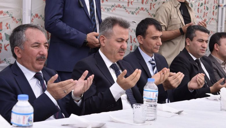 İshak Paşa Sarayında 2.Ahmed-i Hani Festivali