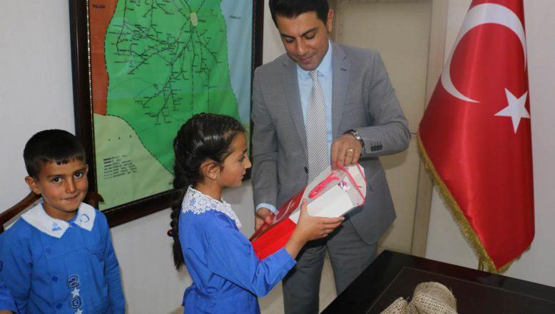 Diyadin'de İlköğretim Haftası Kutlamalarından Renkli Görüntüler