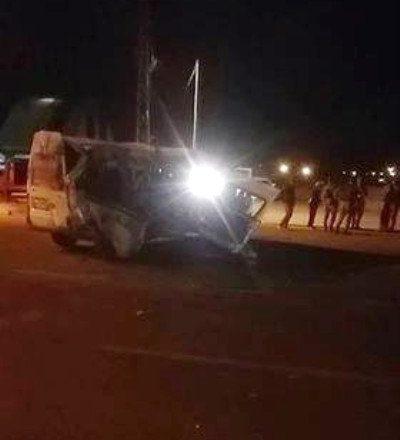 Ağrı'da Trafik Kazası 6 Yaralı 2 si Ağır