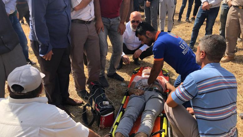 Ağrı'da Traktör Kazası Can Aldı