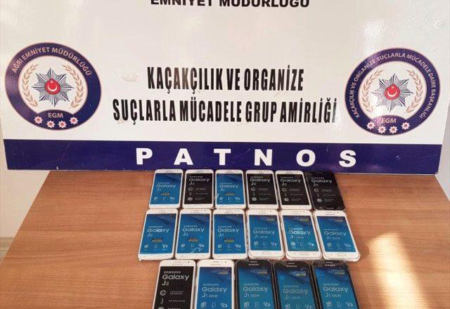 Patnos'ta Kaçakçılara Göz Açtırılmıyor 2 Kişiye Gözaltı
