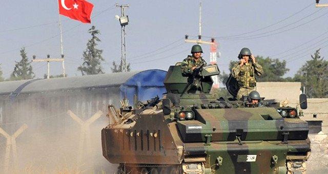 Türkiye Sınırında PYD'den Taciz Ateşi