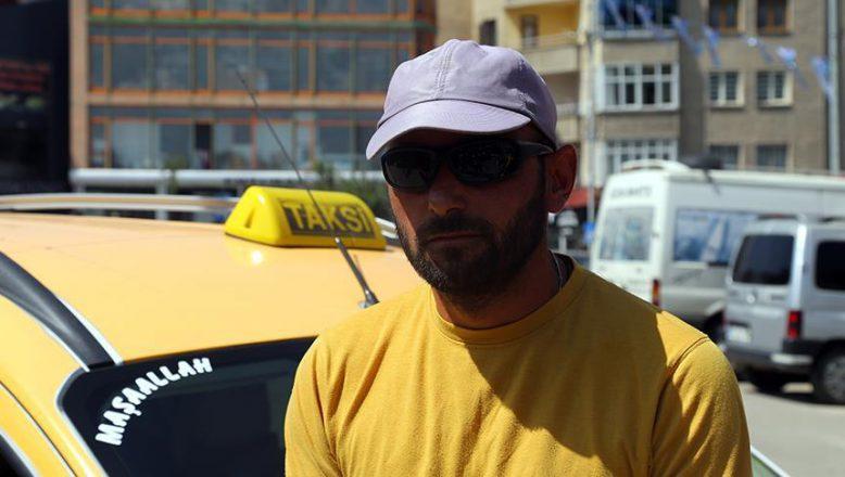 İranlı uyuşturucu tacirlerine taksici geçit vermedi