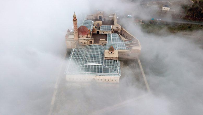 İshak Paşa Sarayının Büyüleyici Güzelliği