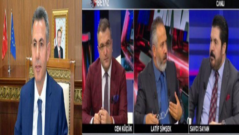 Beyaz TV'de Süleyman Elban'a Övgüler