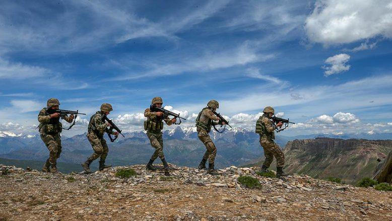 Yapılan operasyonlarda 26 terörist etkisiz hale getirildi