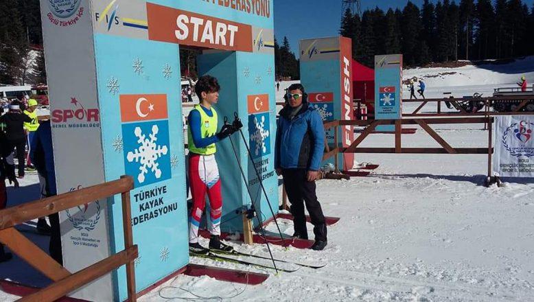 Ağrı'lı  Kayak Sporcuların Başarısı