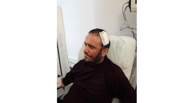 İHA'nın Ağrı Temsilcisi Genç Geçirdiği Kazada Hafif Yaralandı