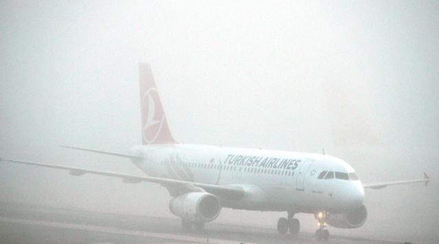 Ağrı-Ankara Uçak Seferleri İptal Oldu