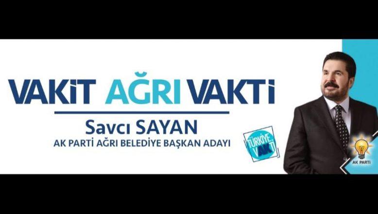Savcı Sayan,  Ağrı'nın 18 Mahallesinin Kardeş Belediyelerini Açıkladı