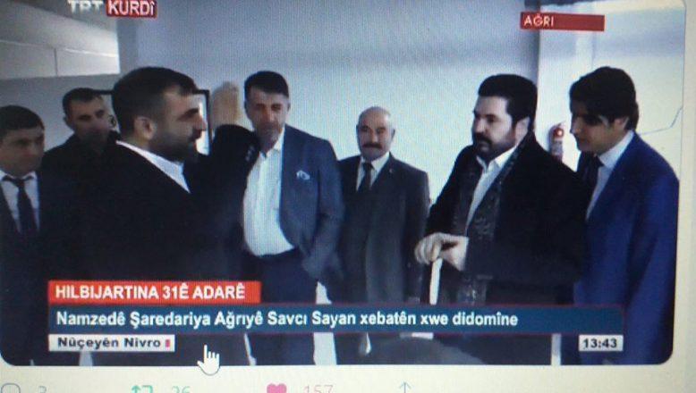Savcı Sayan'ın  Çalışmalarını Ulusal Basın Haber Yaptı
