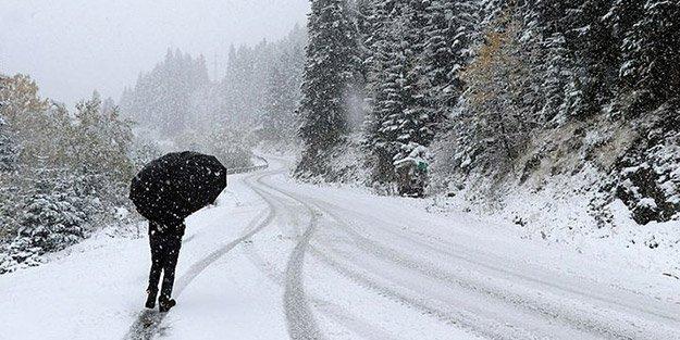 Dikkat, Ağrı'da Bugün 10 Şubat  Pazar Kar Sağanakları Bekleniyor!