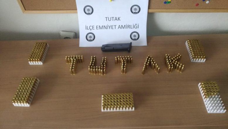 Ağrı'da PKK/KCK Operasyonu 32  Gözaltı