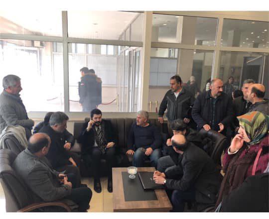 Savcı Sayan'ın Girişimleri İle 150 İşçi Şeker Fabrikasındaki İşlerine geri Döndüler!