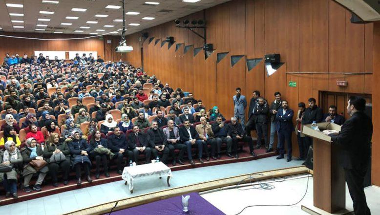 Savcı Sayan Gençlerle, Gençlik Projelerini Konuştu!