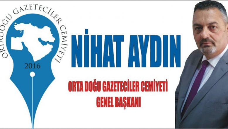 """OGC Genel Başkanı Aydın'dan """"18 Mart Şehitleri Anma Günü"""" mesajı"""