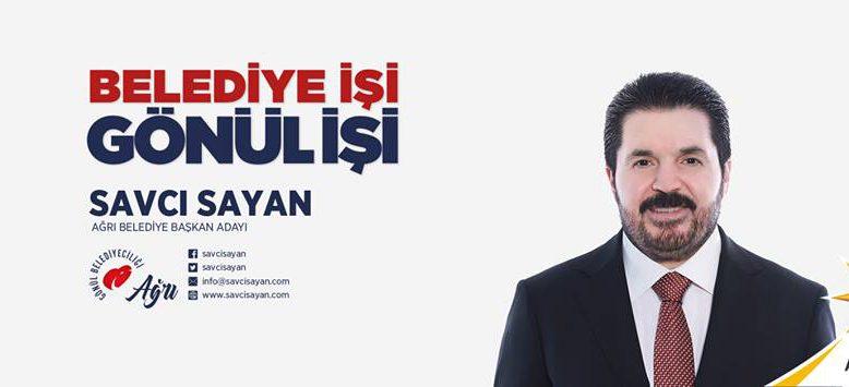 Sayan Toki'de; Canlı Yayında Çevre Bakanı İle Görüştü  Sorunları Kökten Çözme Sözü Aldı