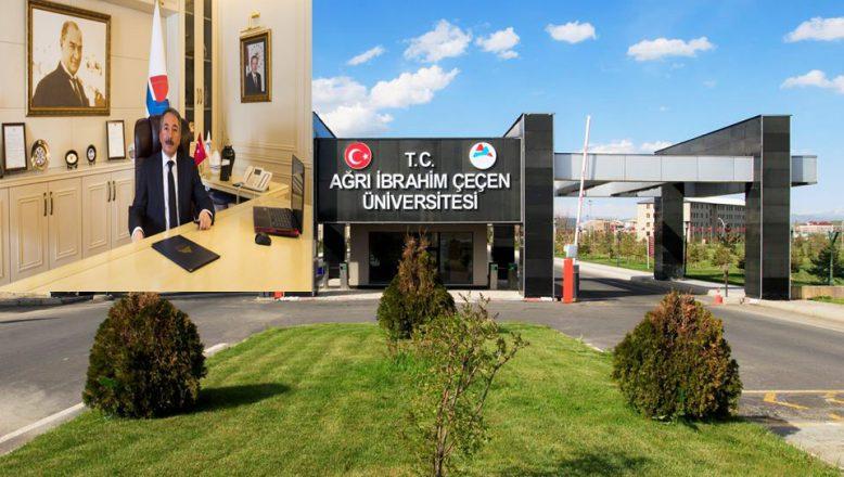 """AİÇÜ Rektörü Karabulut'tan  """"21 MART NEVRUZ BAYRAMI"""" Kutlama Mesajı"""