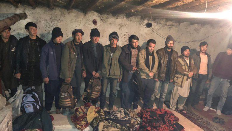 Ağrı'da İnsan Tacirlerine Operasyonda 13 Kişi Tutuklandı