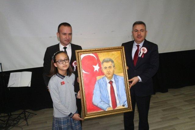 Ağrı'da İstiklal Marşı'nın Kabulü ve Mehmet Akif Ersoy'u Anma Programı Düzenlendi