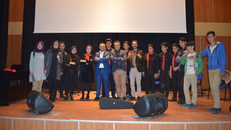 Ağrı'lı Öğrenciler 22. Fizy Liseler Arası Müzik Yarışmasına katılacak.
