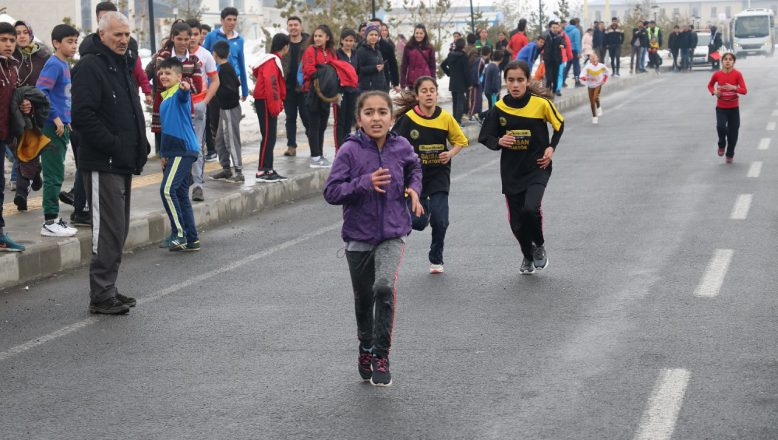 Atletizm Geliştirme Proje Yarışmaları Ağrı'da Yapıldı