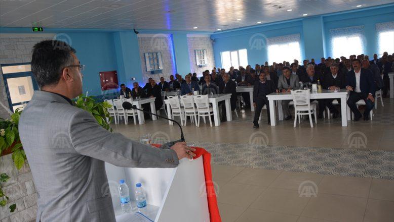 Patnos'ta köy ve mahalle muhtarlarına yönelik eğitim semineri düzenlendi