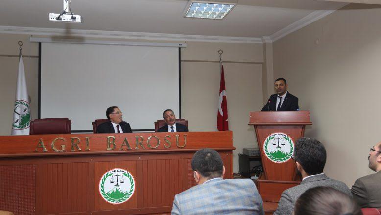 Ağrı Baro Başkanı Aydın AİHM'DE