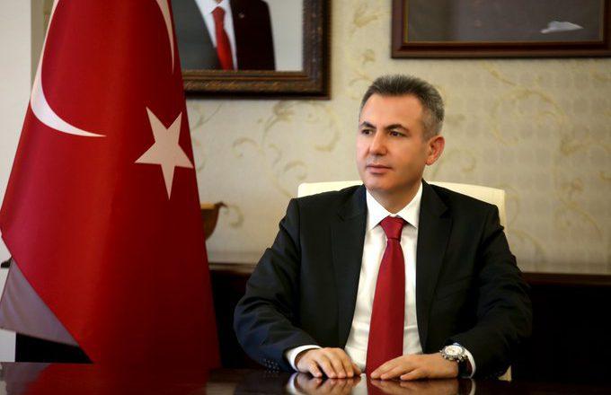 Vali Süleyman Elban, Ağrının Kurtuluşunun 101. Yıl Dönümü Törenlerine Katıldı
