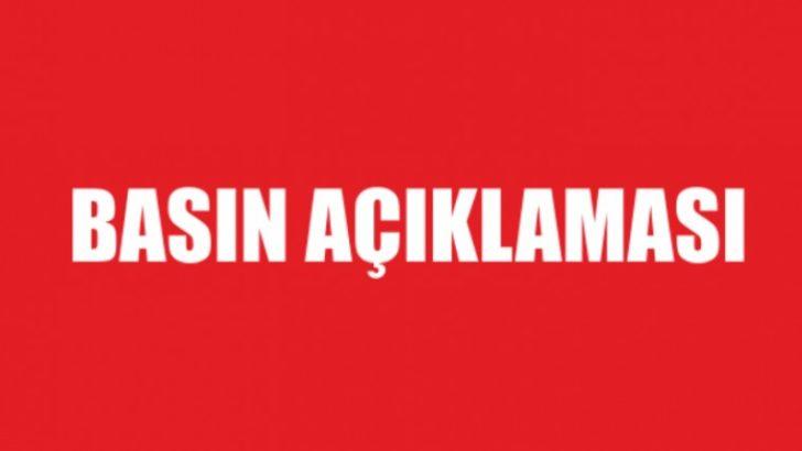 Patnos Eski Belediye Başkanı Akbay'dan Basın Açıklaması