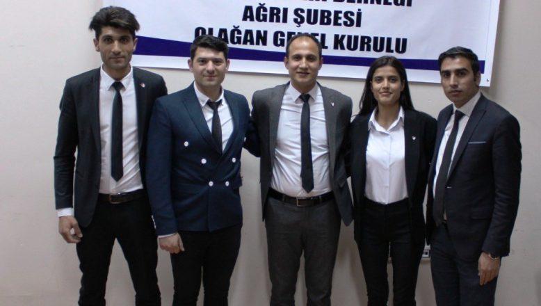 Türkiye Faal Futbol Hakemleri ve Gözlemcileri  Derneği Ağrı  Şubesi Açıldı