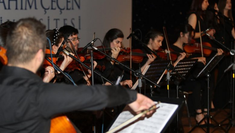 AİÇÜ'de Türk Sanat Müziği Konserine Yoğun İlgi Gösterildi