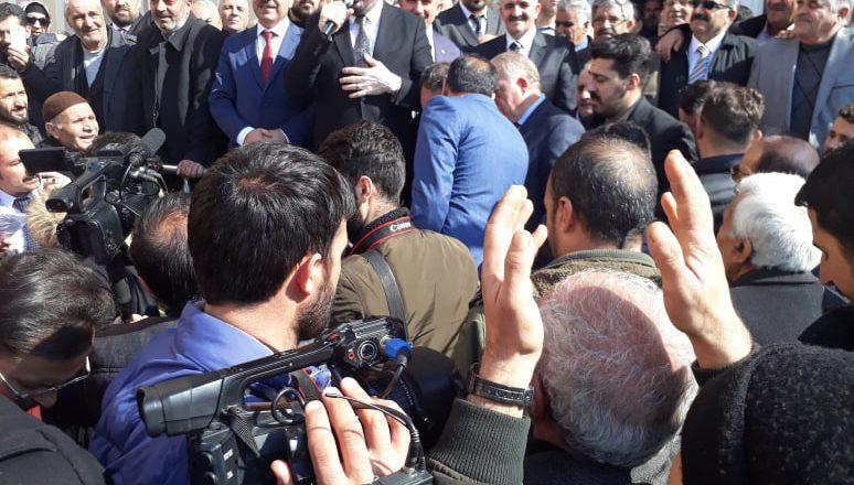 Başkan Sayan Devir Teslim Töreniyle Resmen Göreve Başladı, X  RAY Cihazları, Kapılar Söküldü
