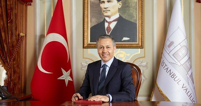 (E) Ağrı Valisi Yerlikaya, İstanbul Belediye Başkanlığına Vekalet Edecek
