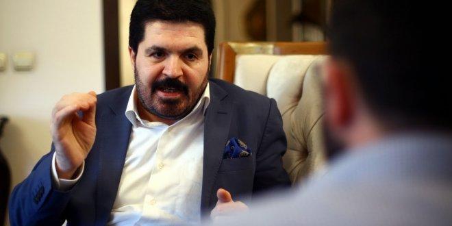 Ağrı Belediye Başkanı Savcı Sayan, CHP'ye Bunlar Kudurmuş Dedi