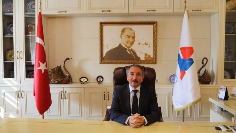 AİÇÜ  Rektörü Karabulut'tan  1 Mayıs Emek ve Dayanışma Günü  Mesajı
