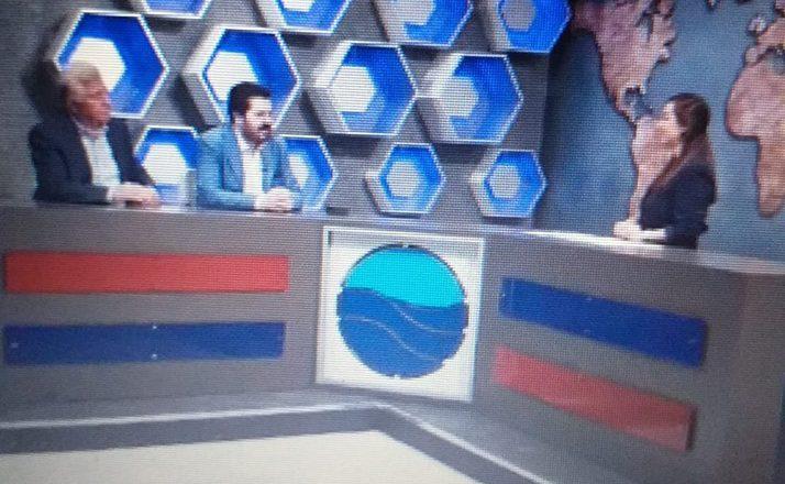 """Ağrı Belediye Başkanı Sayan, Pamukkale TV'de """"Honaz Seçimlerini Değerlendirdi"""""""