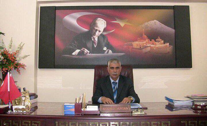 """AGC Başkanı Alaettin Aslan Yazdı""""O BİZDEN BİRİ"""""""