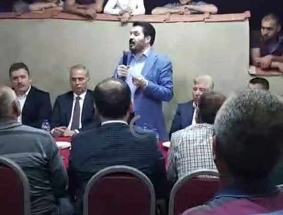 Başkan Sayan, Honaz  Seçim Çalışmalarında Kürt Kardeşlerimize Sesleniyor