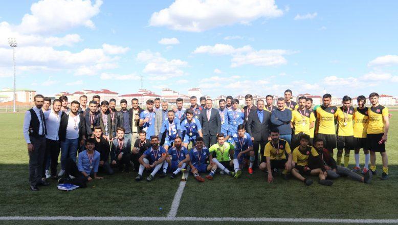 Ağrı İbrahim Çeçen Üniversitesinde Bahar Şenlikleri Sona Erdi