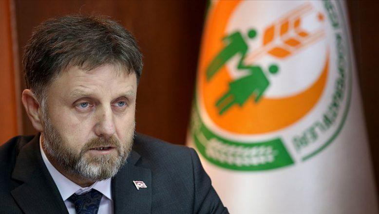 TK Genel Müdürü Poyraz: Çiftçilerimizin ve ülke tarımının destekçisi olmaya devam edeceğiz