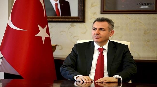 Vali Elban'ın 19 Mayıs Atatürk'ü Anma ve Gençlik ve Spor Bayramı Kutlama Mesajı