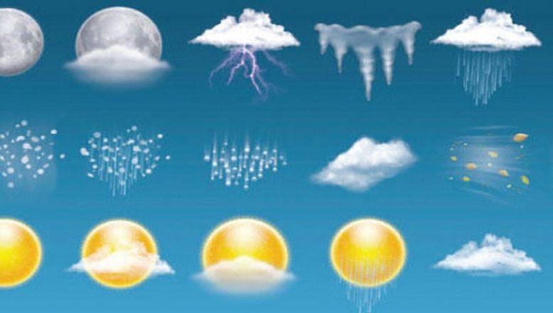 Ağrı'da Bugün Sağanak Yağış Bekleniyor